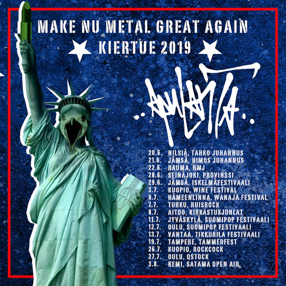 Apulanta Make Nu Metal Great Again